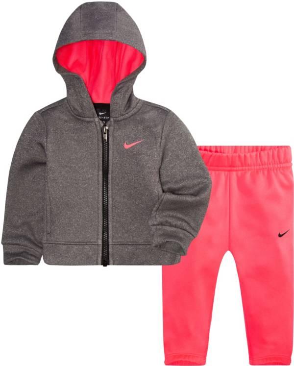 Nike Toddler Girls' Therma Full-Zip Hoodie and Pants Set product image