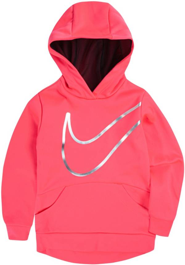 Nike Toddler Girls' Therma Pullover Hoodie product image