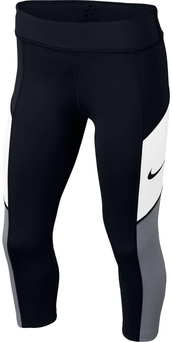 Nike Girls' Trophy Training Capri Tights product image