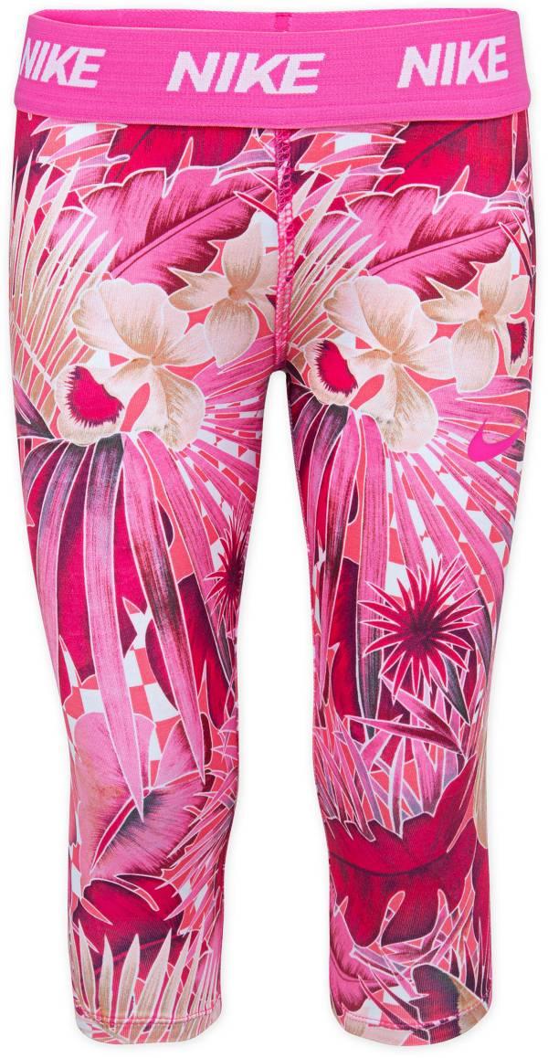 Nike Little Girls' Dri-FIT Wonderland Printed Leggings product image