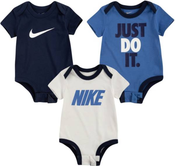 Nike Infant JDI Swoosh Bodysuit Set - 3 Pack product image