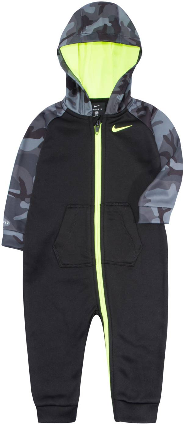 Nike Infant Boys' Camo AOP Therma Coveralls product image