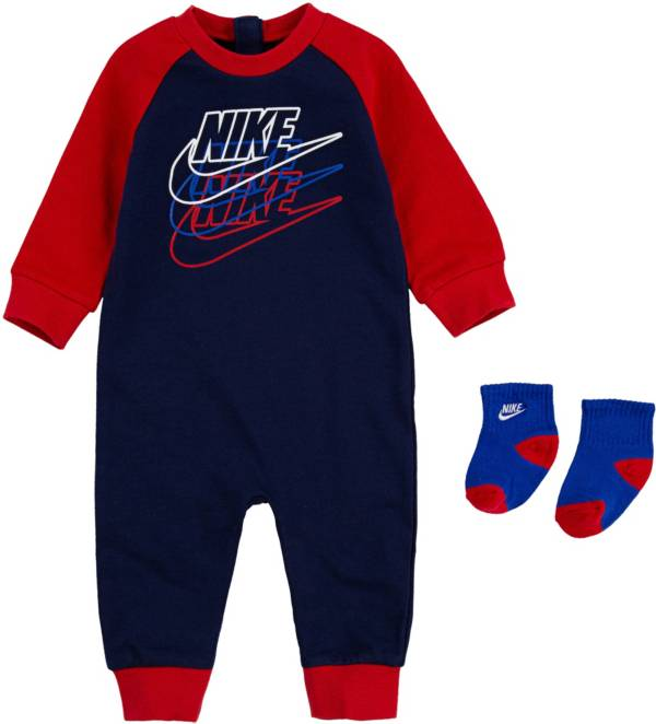 Nike Infant Boys' Futura Coveralls and Socks Set product image