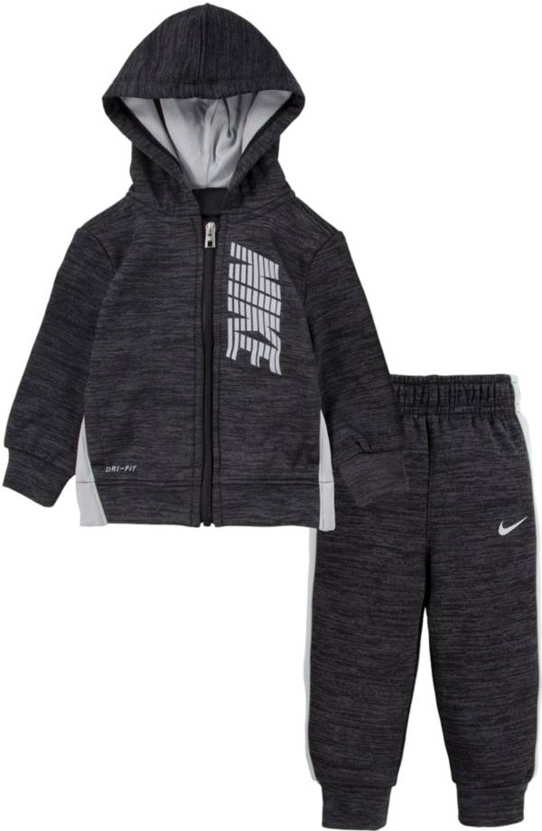 Nike Infant Boys' Therma Full-Zip Hoodie and Jogger Pants Set product image