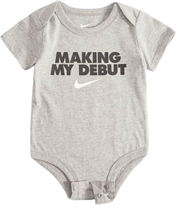 Nike Infant Boys' Making My Debut Short Sleeve Bodysuit product image