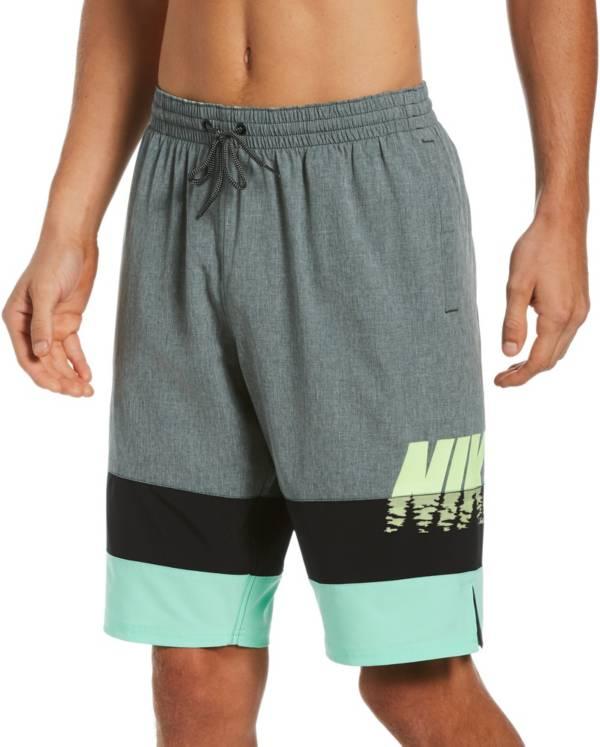 "Nike Men's Sunset Logo Vital 11"" Volley Swim Trunks product image"