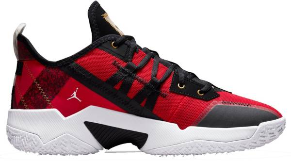 Jordan Men's One Take II Basketball Shoes product image
