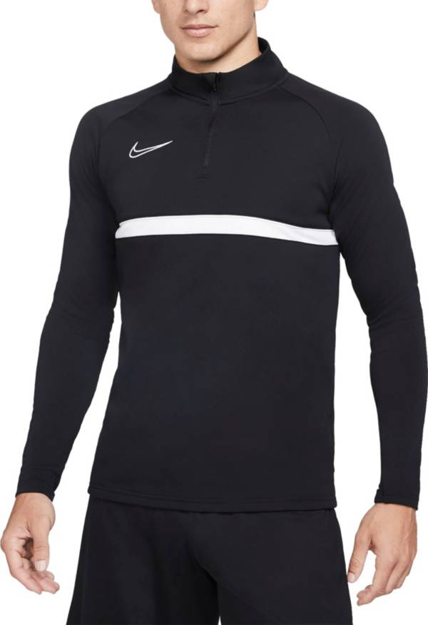 Nike Men's Dri-FIT Academy ¼ Zip Soccer Pullover product image