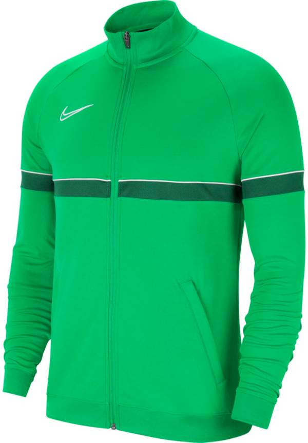Nike Men's Dri-FIT Academy Knit Full-Zip Soccer Track Jacket product image