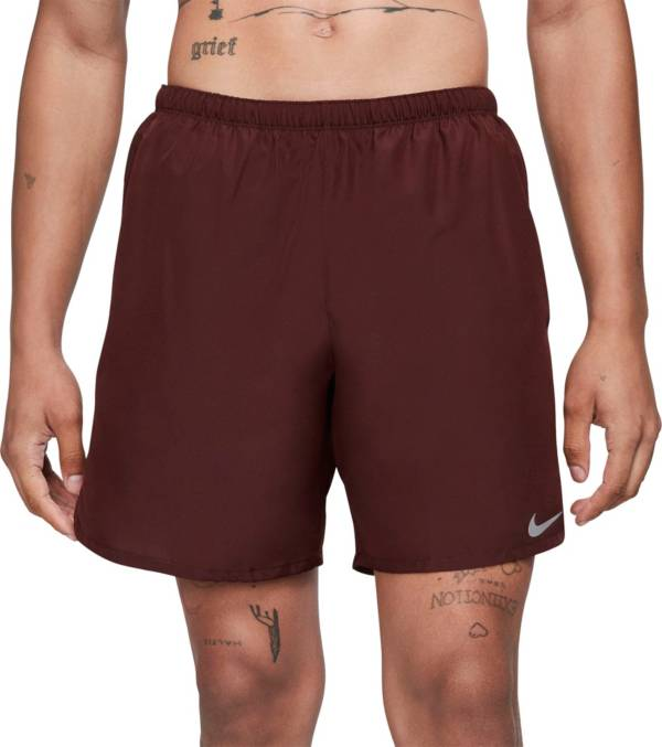 """Nike Men's Challenger Brief-Lined 7"""" Running Shorts product image"""