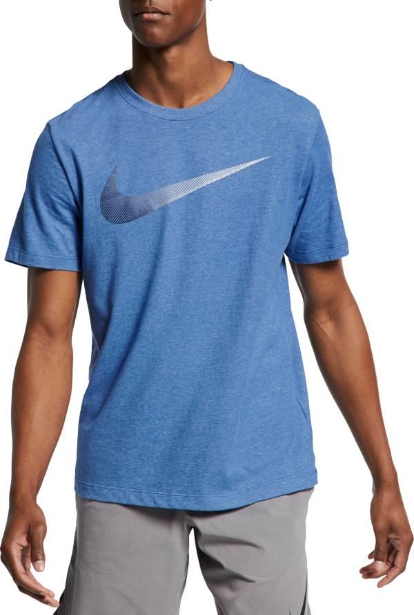 Nike Men's Dri-FIT Swoosh Graphic Training T-Shirt product image