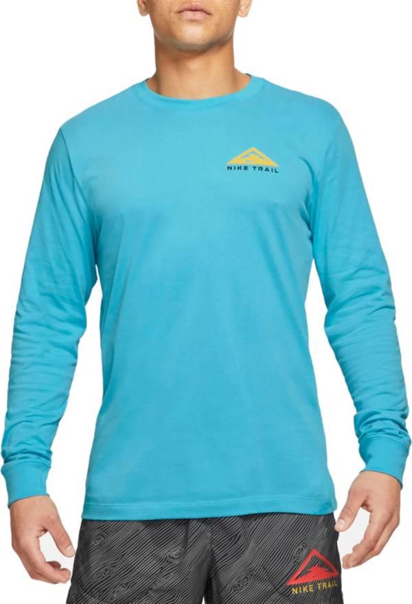 Nike Men's Dri-FIT Trail Long Sleeve T-Shirt product image
