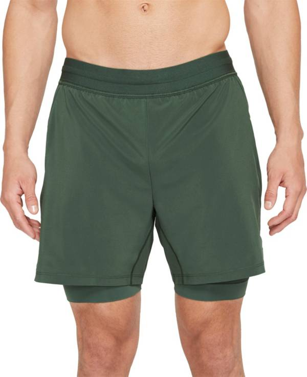 Nike Men's Flex Active 2 in 1 Yoga Shorts product image