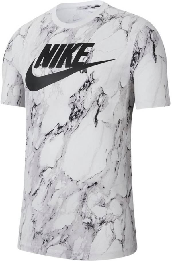 Nike Men's Swoosh Basketball Short Sleeve T-Shirt product image
