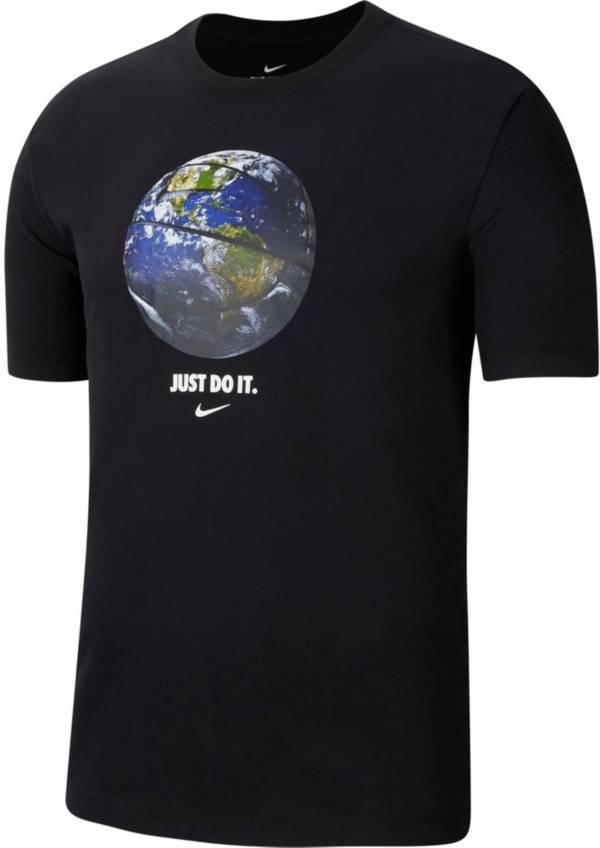 Nike Men's Dri-FIT World Ball Graphic T-Shirt product image