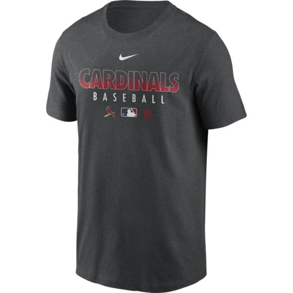Nike Men's St. Louis Cardinals Early Work Grey T-Shirt product image