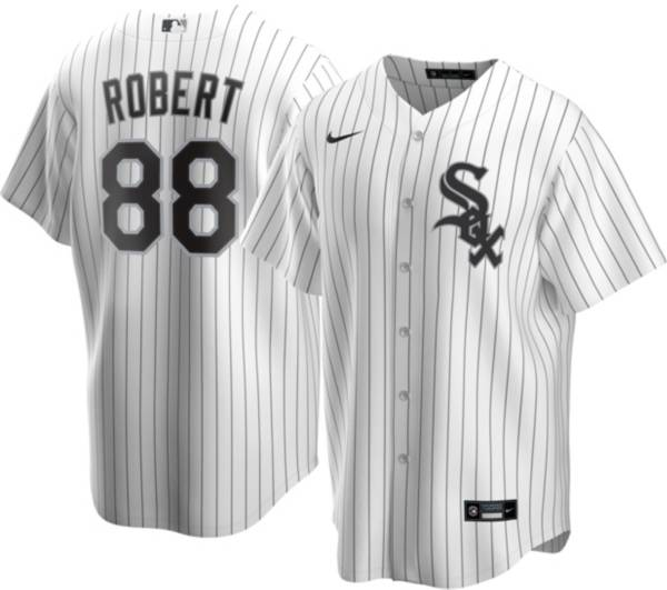Nike Men's Replica Chicago White Sox Luis Robert #88 Cool Base White Jersey product image