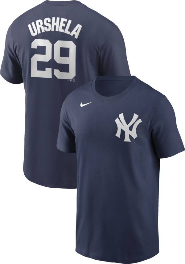 Nike Men's New York Yankees Gio Urshela #29 Navy T-Shirt product image