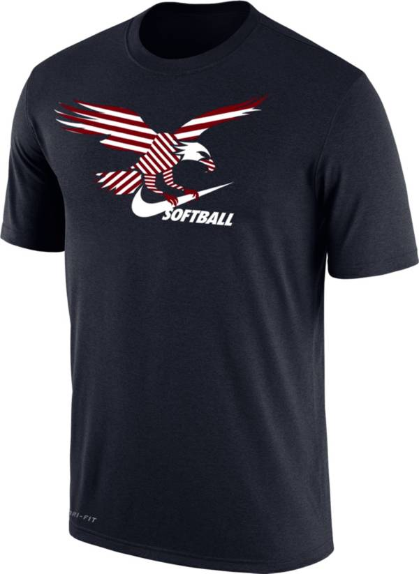 Nike Men's American Eagle Swoosh Softball T-Shirt product image