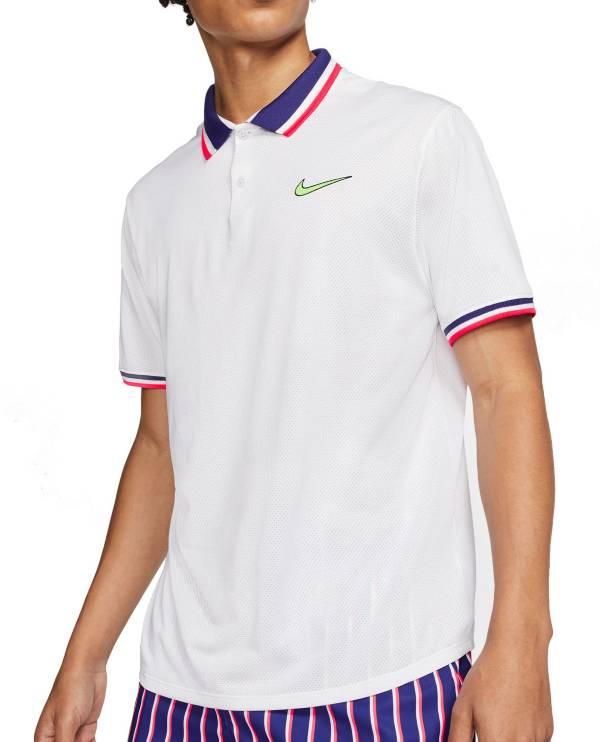 Nike Men's NikeCourt Slam Tennis Polo product image