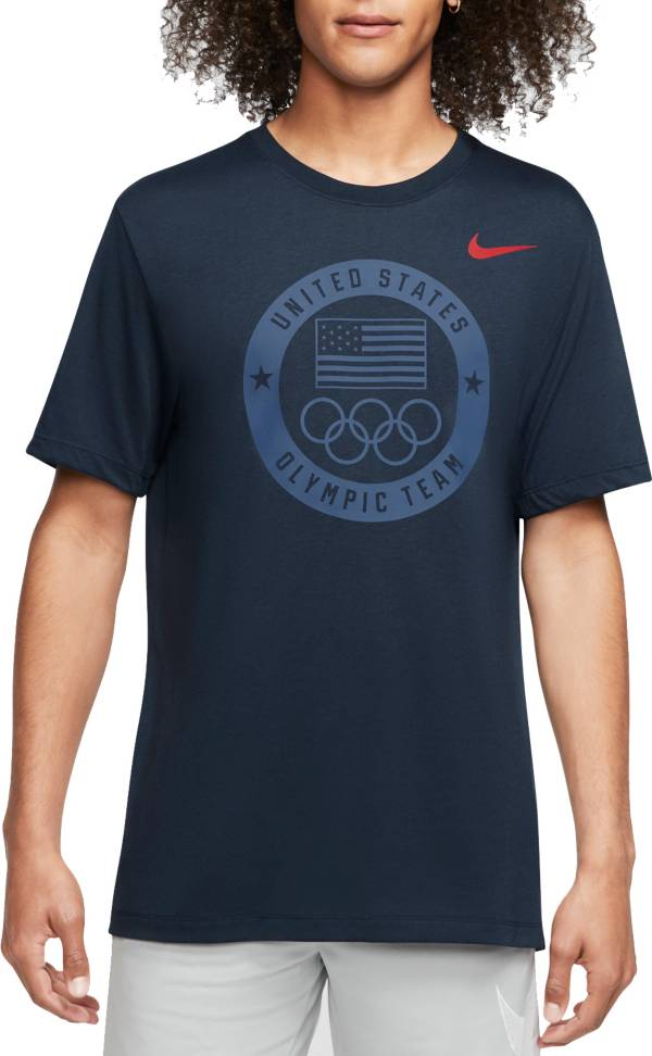 Nike Men's Dri-FIT Team USA Olympics Training T-Shirt product image