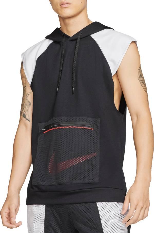 Nike Men's Dri-FIT Sleeveless Fleece Training Hoodie product image