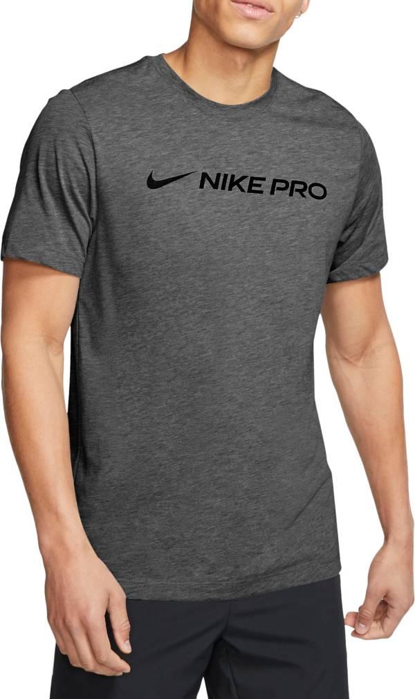 Nike Men's Pro Dri-Fit Short Sleeve T-Shirt product image
