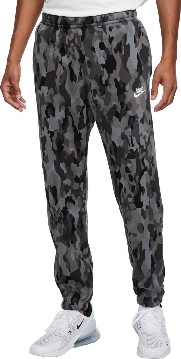 Nike Men's Sportswear Club Camo Pants product image