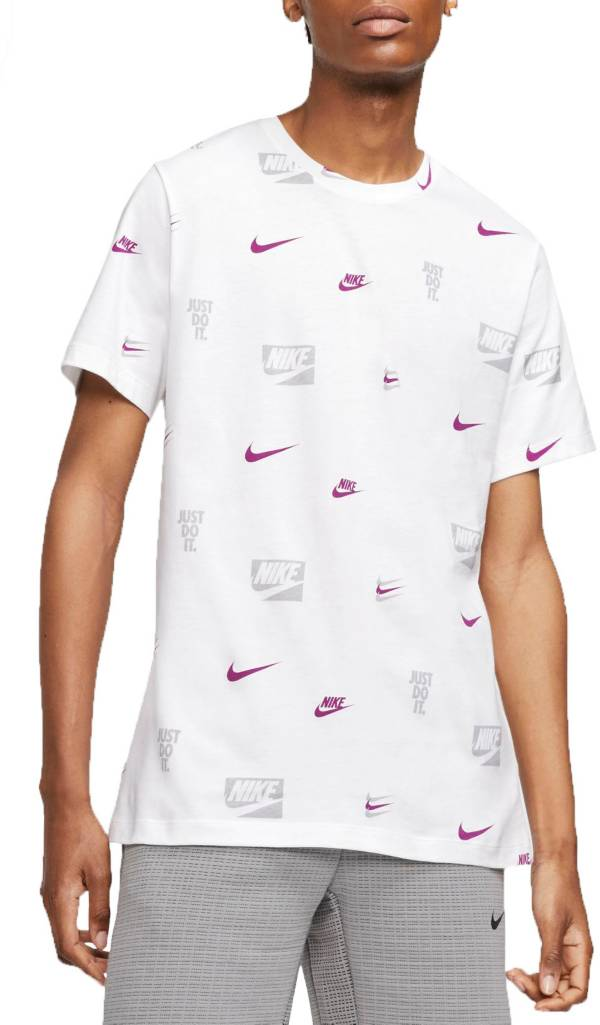 Nike Men's Sportswear Allover Print T-Shirt product image