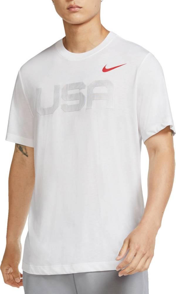 Nike Men's Sportswear Eagle Short Sleeve T-Shirt product image