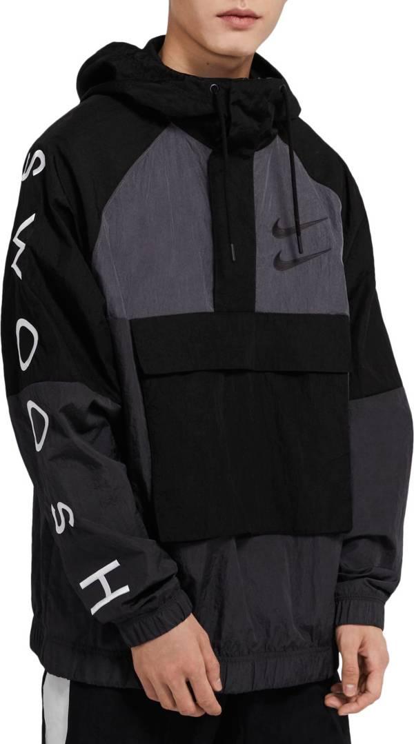 Nike Men's Sportswear Woven ½ Zip Jacket product image