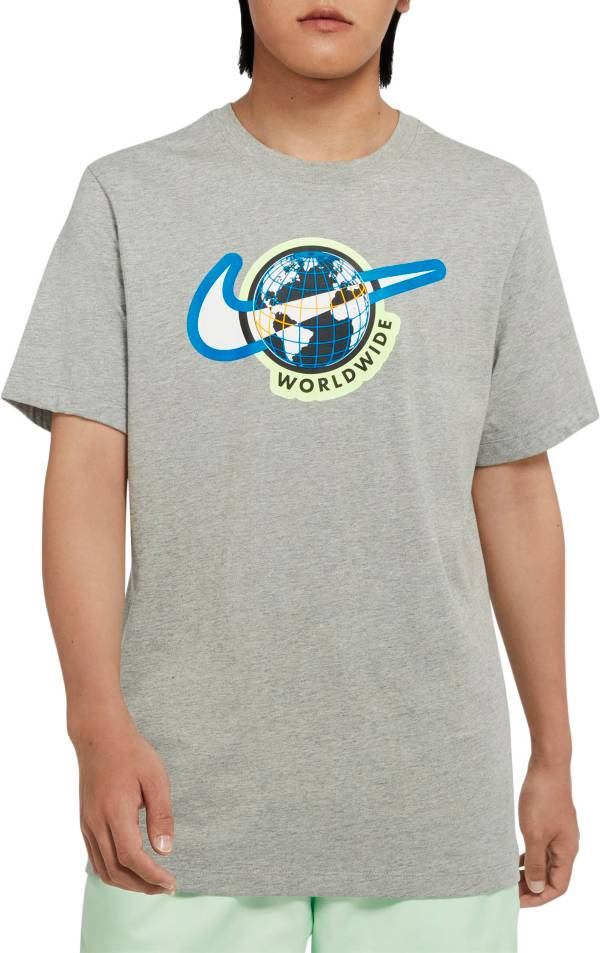 Nike Men's Sportswear Worldwide Graphic T-Shirt product image