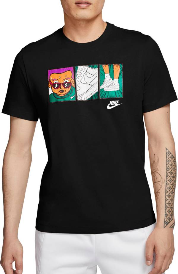 Nike Men's Sportswear Sweatin' The Sneakers Graphic T-Shirt product image