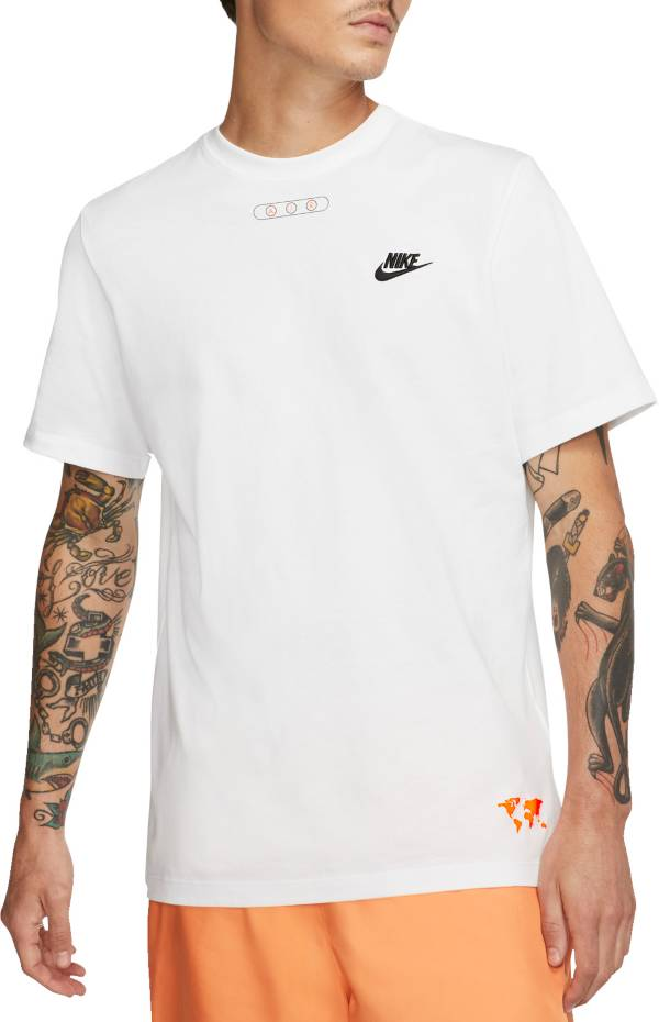 Nike Men's Sportswear Footwear Air World Graphic T-Shirt product image