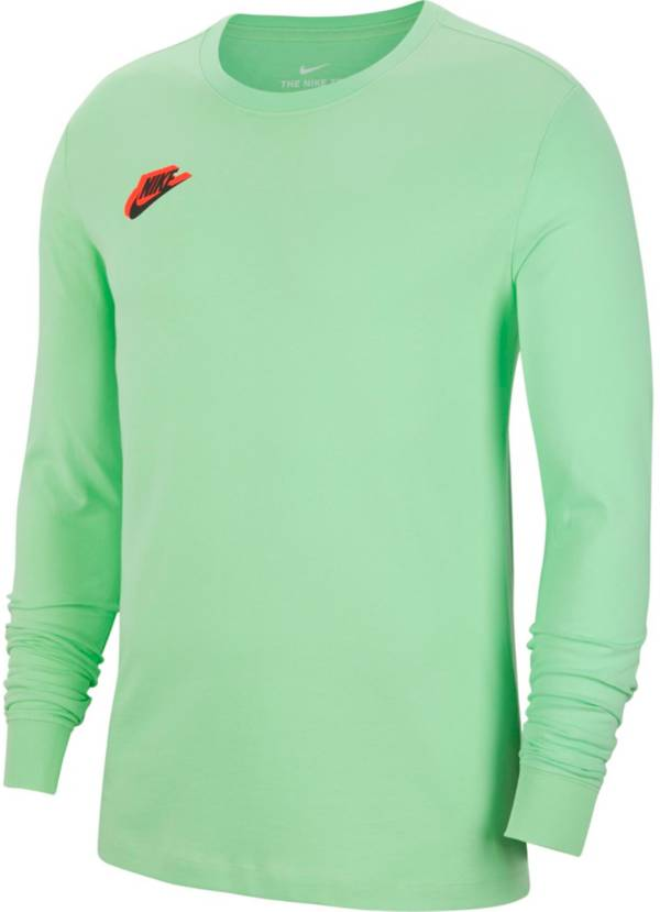 Nike Men's Sportswear Worldwide Graphic Long Sleeve Shirt product image