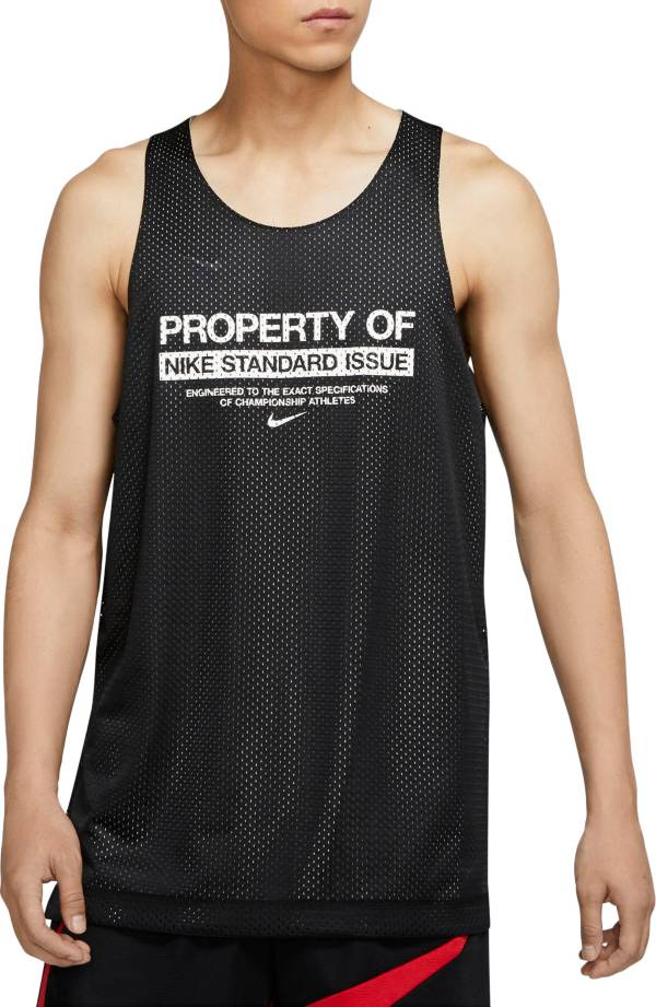 Nike Men's Standard Issue Reversible Basketball Jersey product image