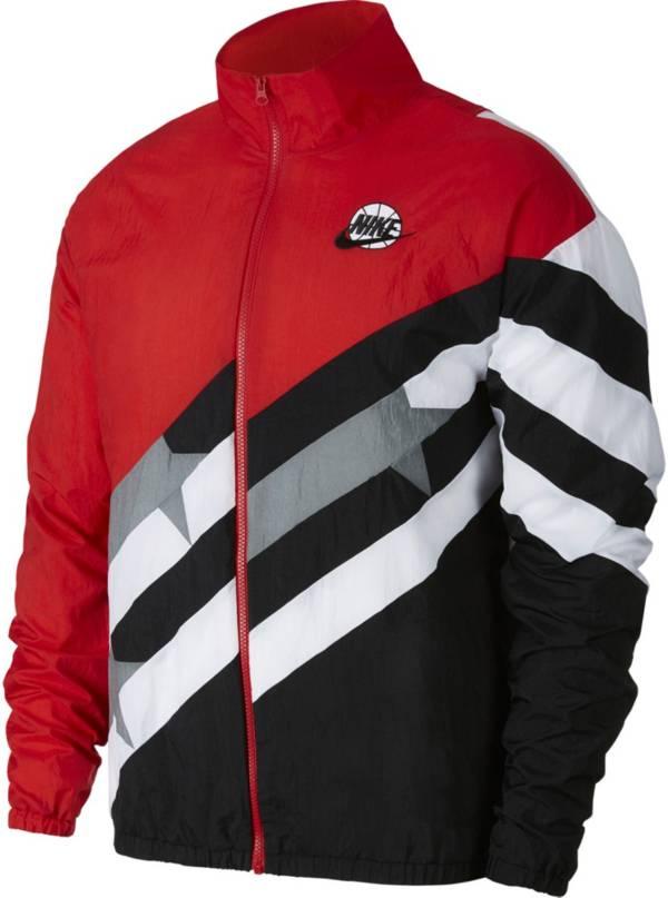 Nike Men's Throwback Basketball Tracksuit Jacket product image