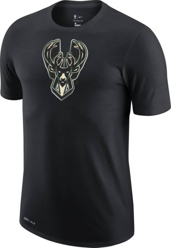 Nike Men's Milwaukee Bucks 2021 Earned Edition T-Shirt product image