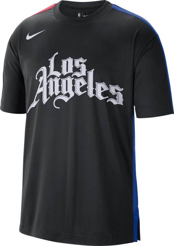 Nike Men's 2020-21 City Edition Los Angeles Clippers Dri-FIT Shooter T-Shirt product image
