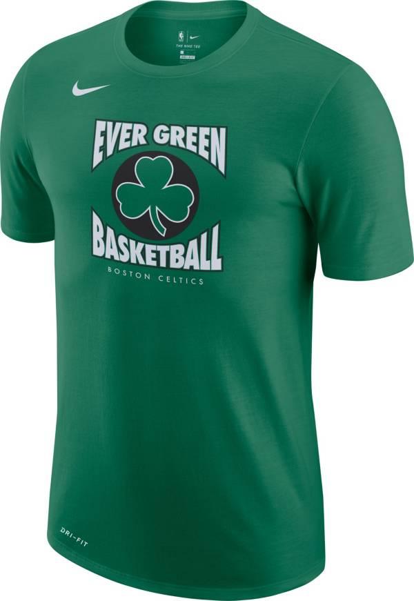 Nike Men's 2020-21 City Edition Boston Celtics Dri-FIT Mantra T-Shirt product image