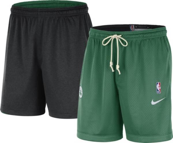 Nike Men's Boston Celtics Green Dri-FIT Reversible Standard Issue Shorts product image