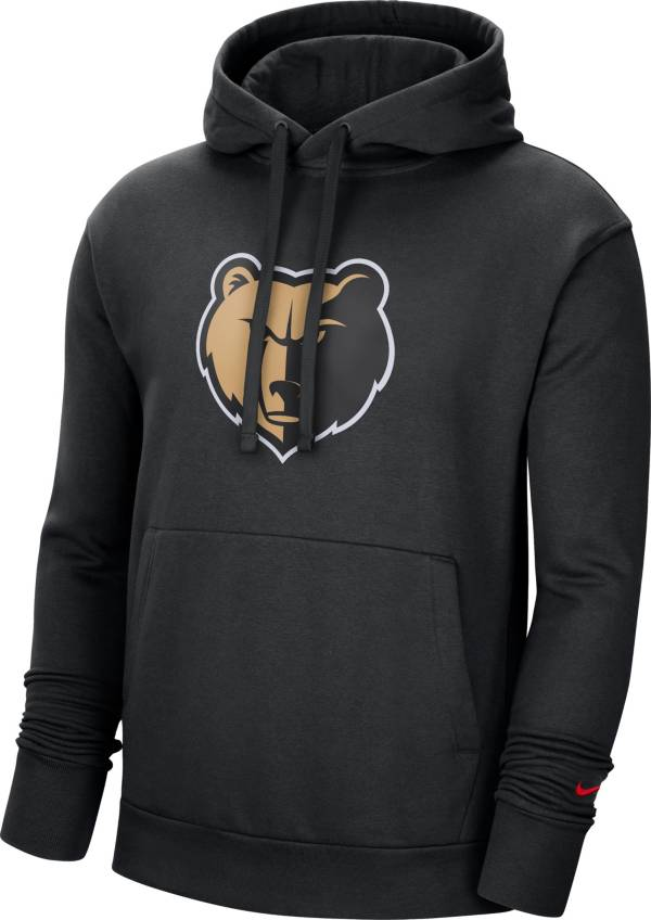 Nike Men's 2020-21 City Edition Memphis Grizzlies Logo Pullover Hoodie product image