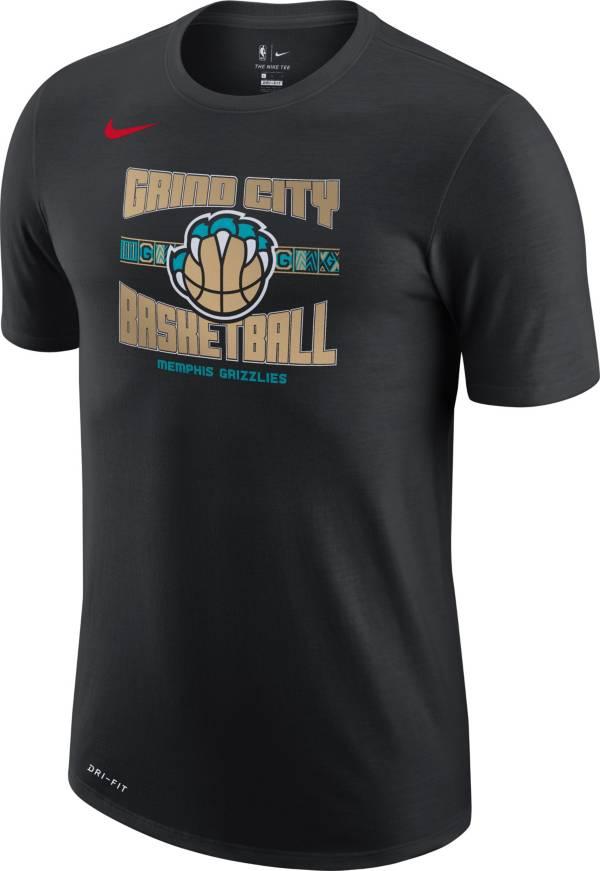 Nike Men's 2020-21 City Edition Memphis Grizzlies Dri-FIT Mantra T-Shirt product image