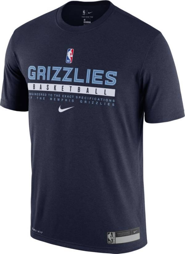 Nike Men's Memphis Grizzlies Dri-FIT Practice T-Shirt product image