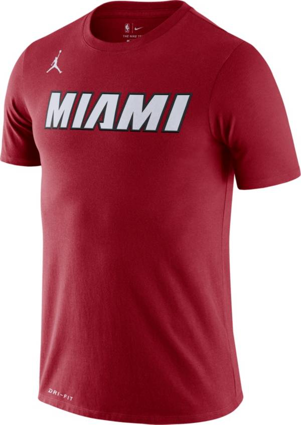 Jordan Men's Miami Heat Dri-FIT Statement Edition T-Shirt product image