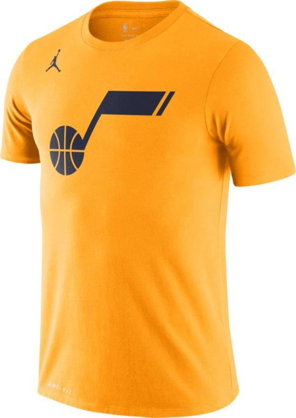 Jordan Men's Utah Jazz Orange Dri-FIT Statement Edition T-Shirt product image