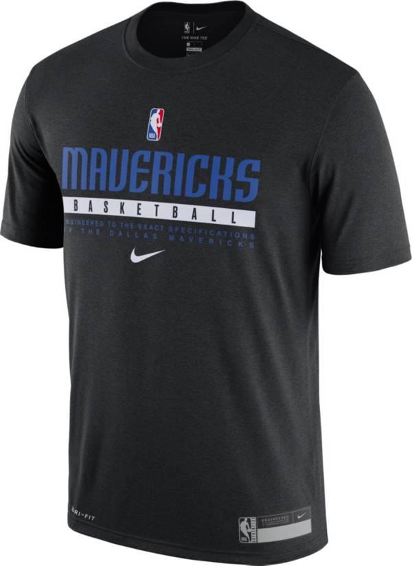 Nike Men's Dallas Mavericks Dri-FIT Practice T-Shirt product image