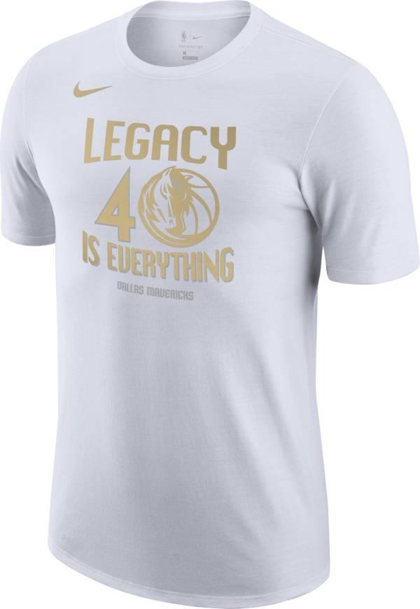 Nike Men's 2020-21 City Edition Dallas Mavericks Dri-FIT Mantra T-Shirt product image