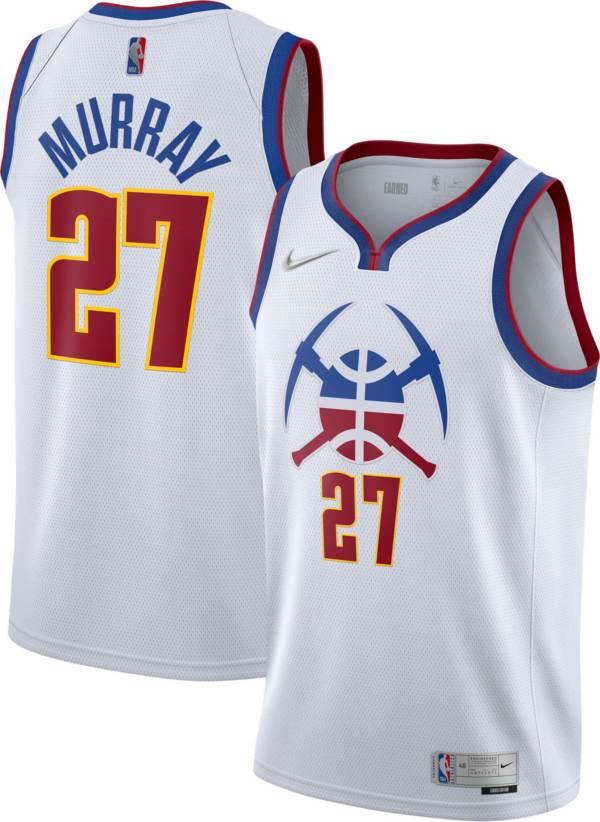 Nike Men's Denver Nuggets 2021 Earned Edition Jamal Murray Dri-FIT Swingman Jersey product image