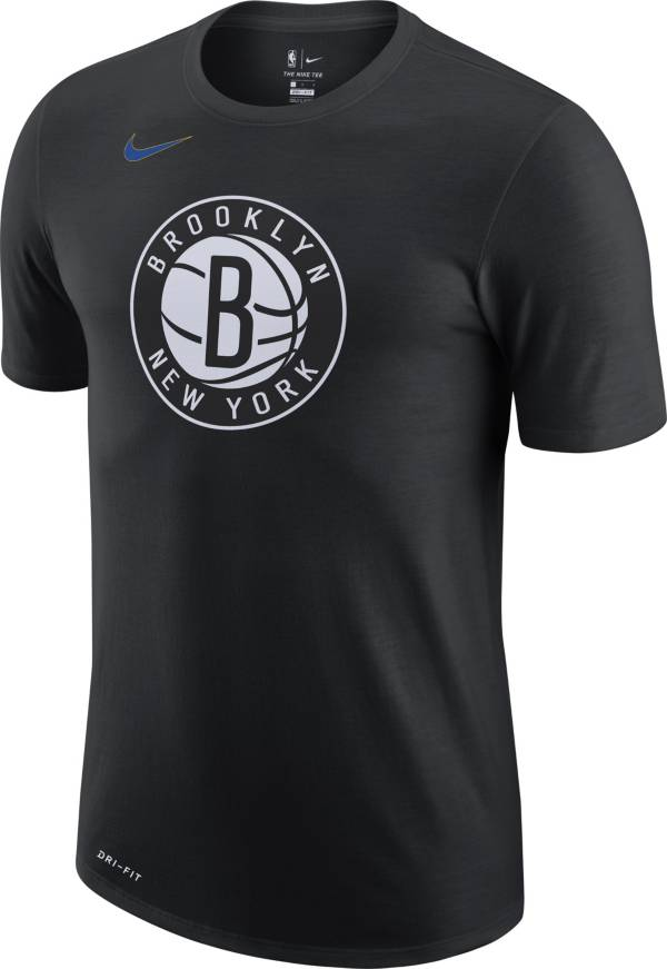 Nike Men's 2020-21 City Edition Brooklyn Nets Dri-FIT Logo T-Shirt product image